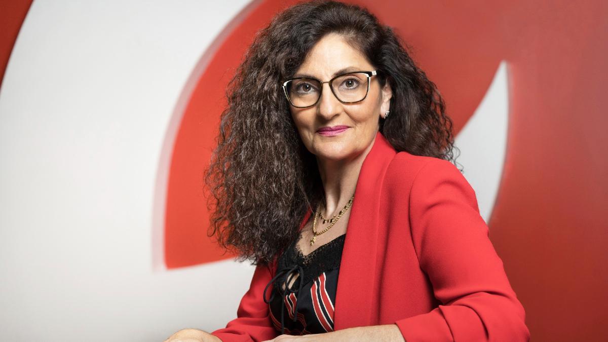 Rosa Carabel, directora general de Eroski