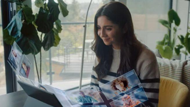 Este es nuevo spot publicitario de Microsoft que parece un episodio de 'Black Mirror'