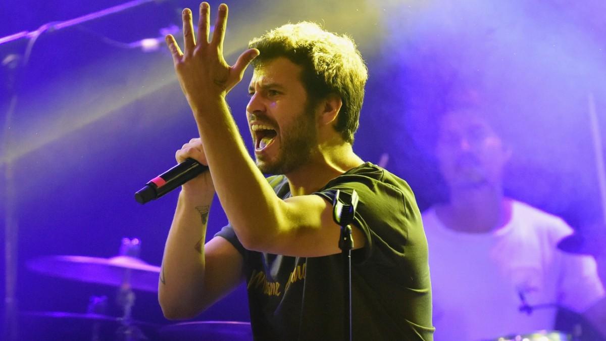 Guillermo 'Willy' Bárcenas, miembro del grupo 'Taburete'. (Foto: Europa Press)