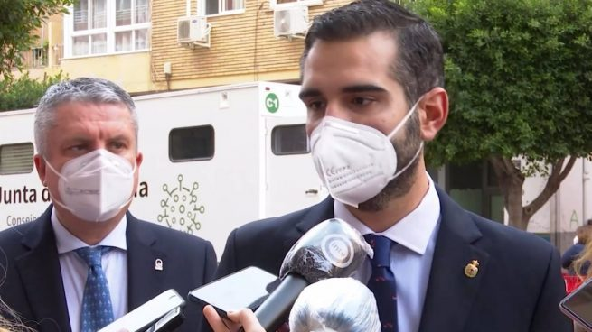 El alcalde de Almería da la razón a la Junta: exige a Sánchez poder confinar a la población