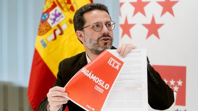Javier Fernández-Lasquetty. (Foto: Comunidad)