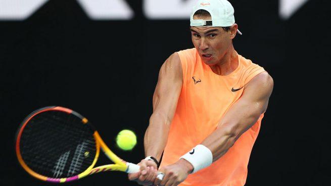 ¿Cuándo juega Nadal en el Open de Australia 2021?