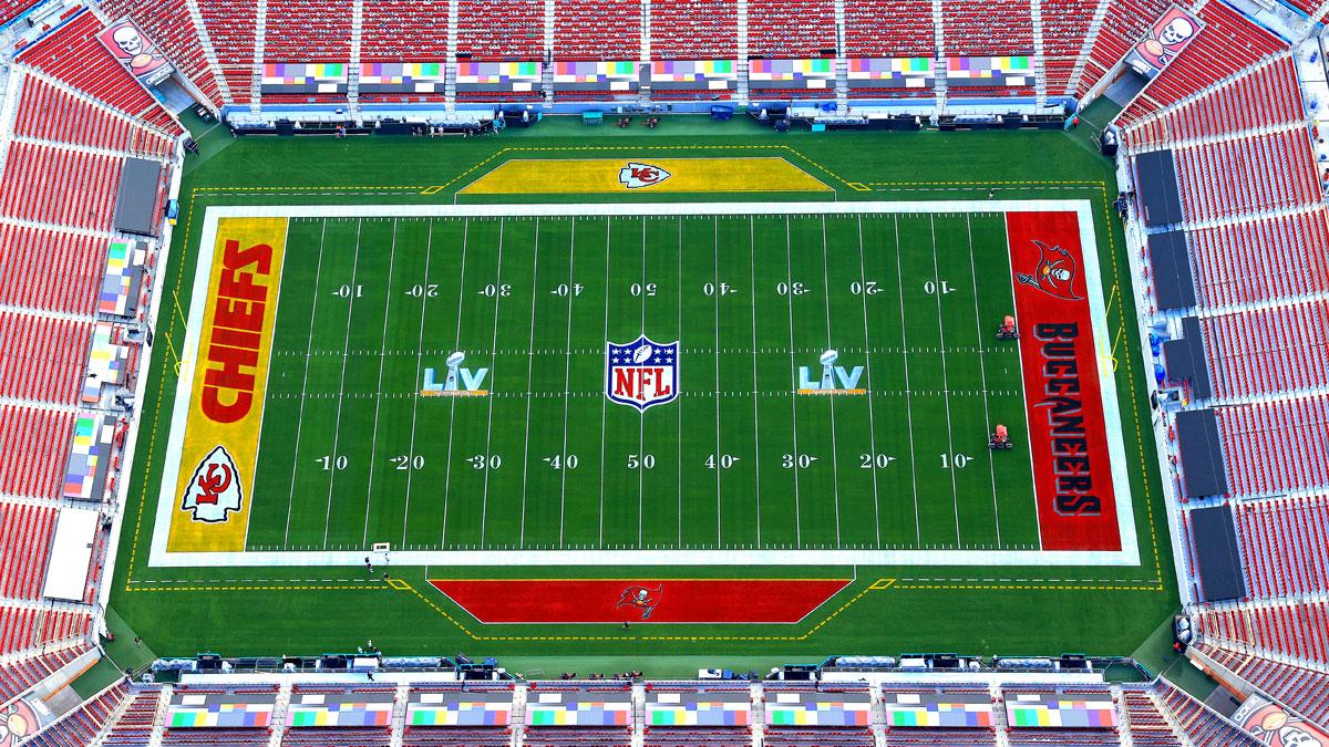 Horario de la Super Bowl 2021 se disputa la madrugada del 7 al 8 de febrero