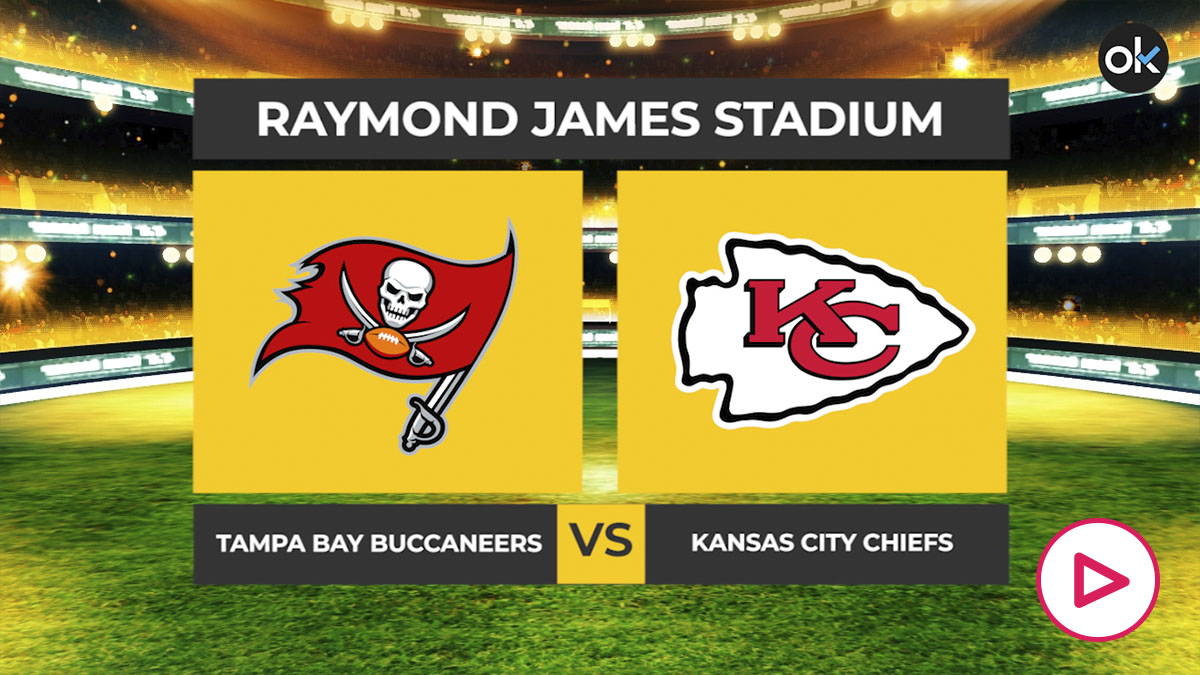 Super bowl: Kansas City Chiefs – Tampa Bay Buccaneers