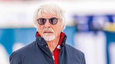 Bernie Ecclestone, ex jefe supremo de la Fórmula 1. (AFP)