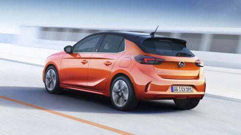 Nuevo Opel Corsa-e.