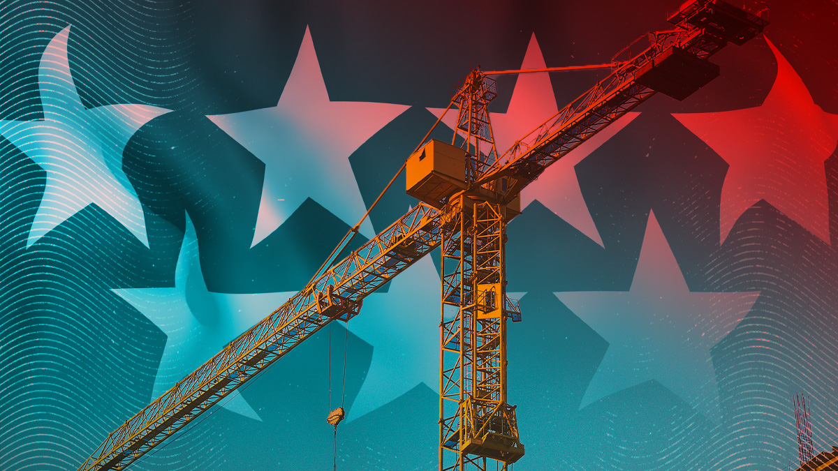 Madrid quiere ser la capital mundial de la construcción.