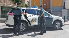 Agentes de la Guardia Civil.