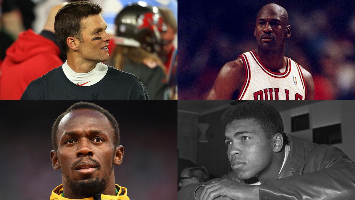 Tom Brady abre el debate, ¿es el mejor deportista de la historia? (Getty)