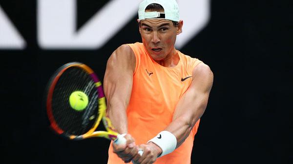 Rafa Nadal se enfrenta a Cameron Norrie en la tercera ronda del Open de Australia.
