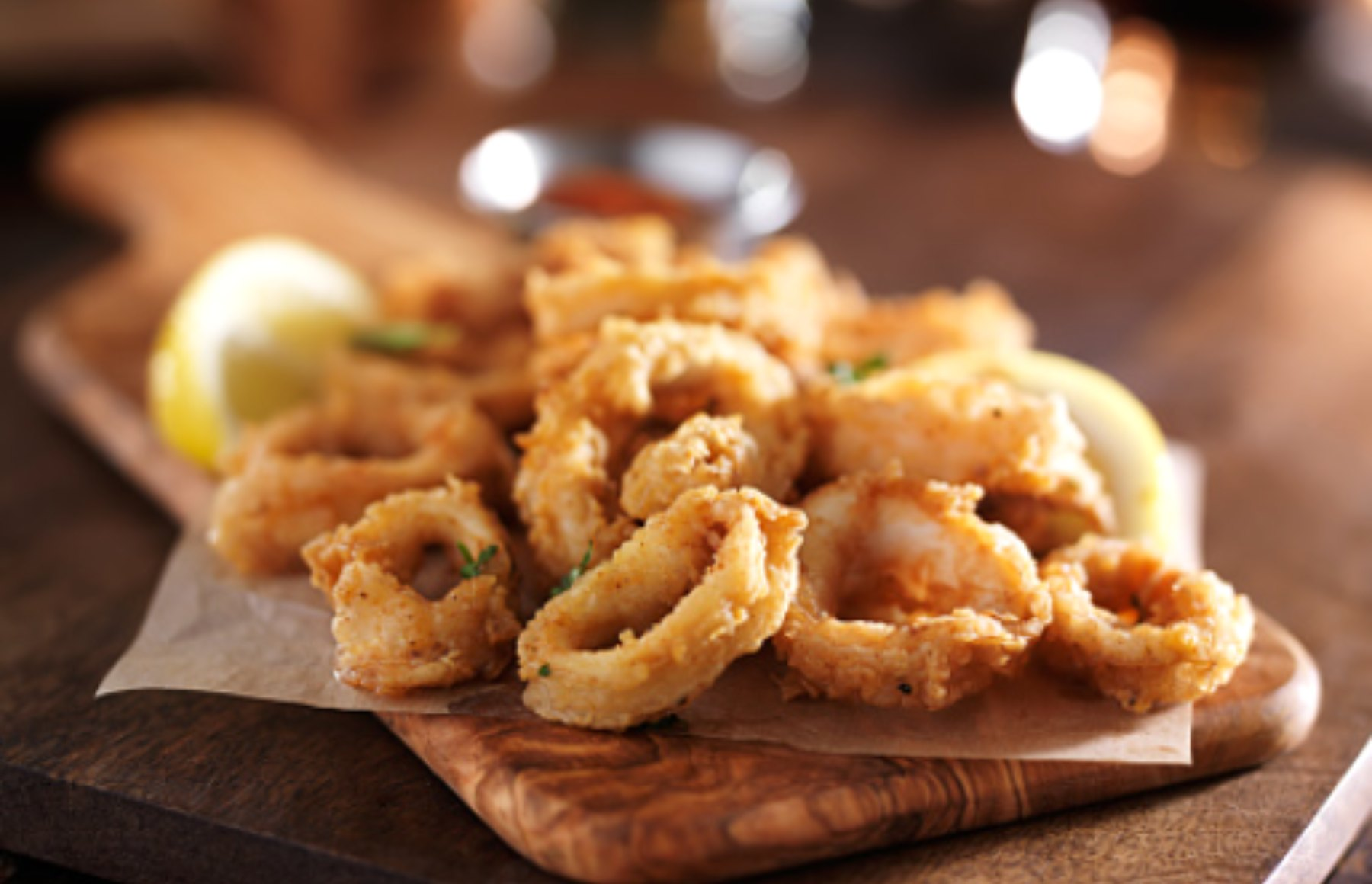 Calamares a la andaluza: receta fácil para que queden tiernos