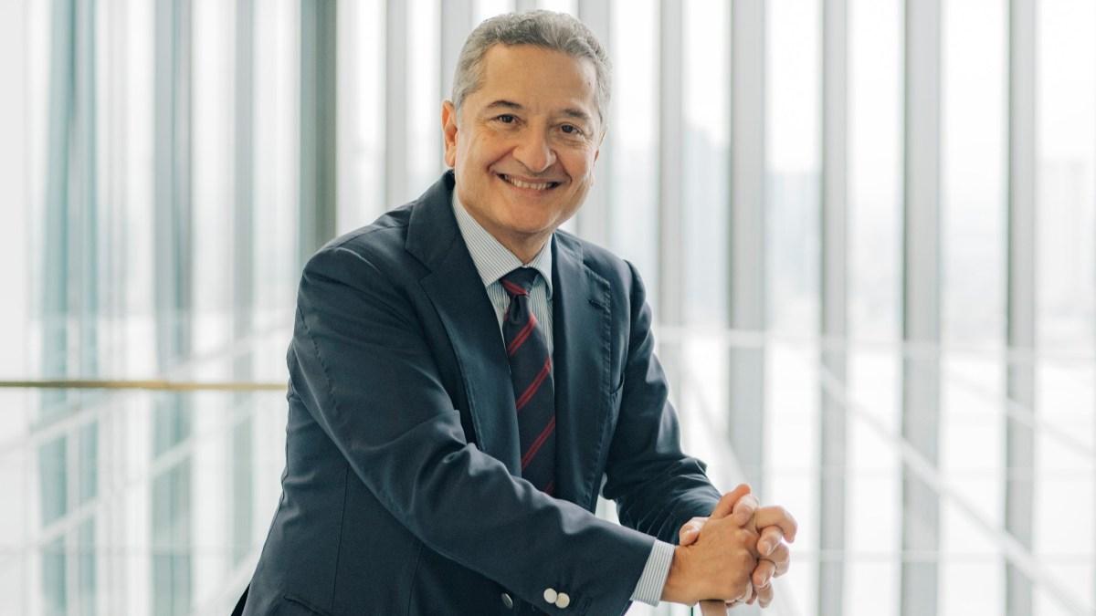 Fabio Panetta, miembro del comité ejecutivo del BCE