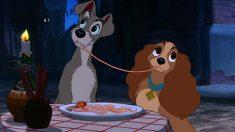 'La Dama y el Vagabundo', plan perfecto para San Valentín (Walt Disney)