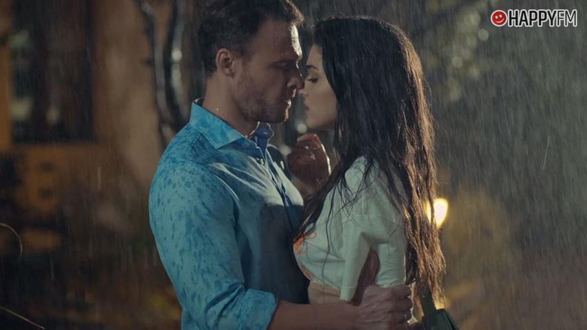 Love is in the air: Serkan y Eda pasan la noche juntos