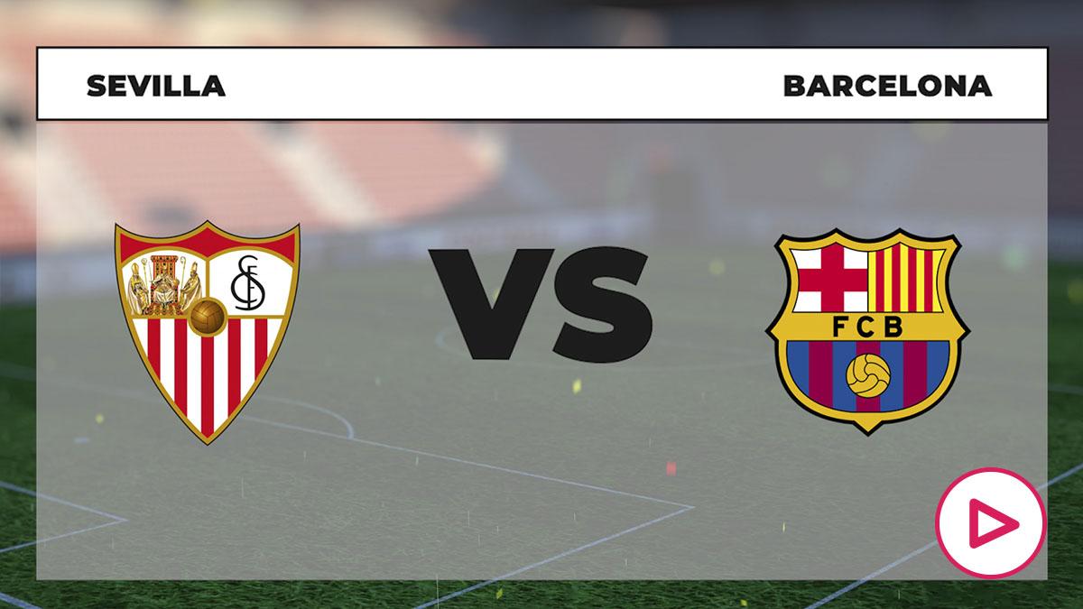 Copa del Rey 2020-2021: Sevilla – Barcelona   Horario de las semifinales de la Copa del Rey.