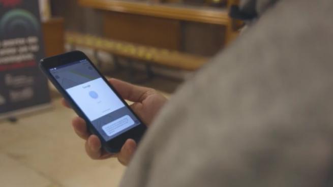 Indra, Fundación Universia y USAL lanza una app para guiar en interiores a personas con discapacidad visual