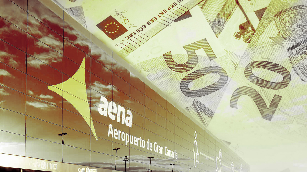 Aena firma préstamos por 700 millones para reforzar su liquidez ante el desplome del turismo