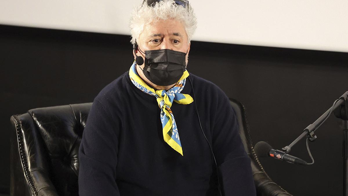 Pedro Almodóvar.