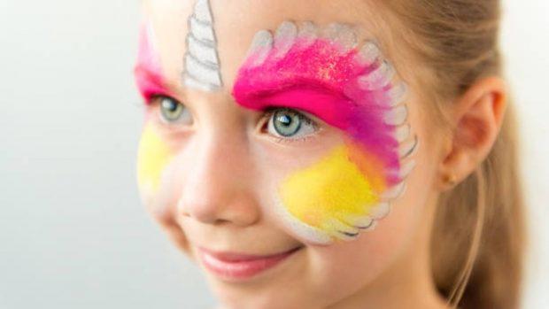 Carnaval 2021: Cuidado con las alergias al maquillaje en los niños