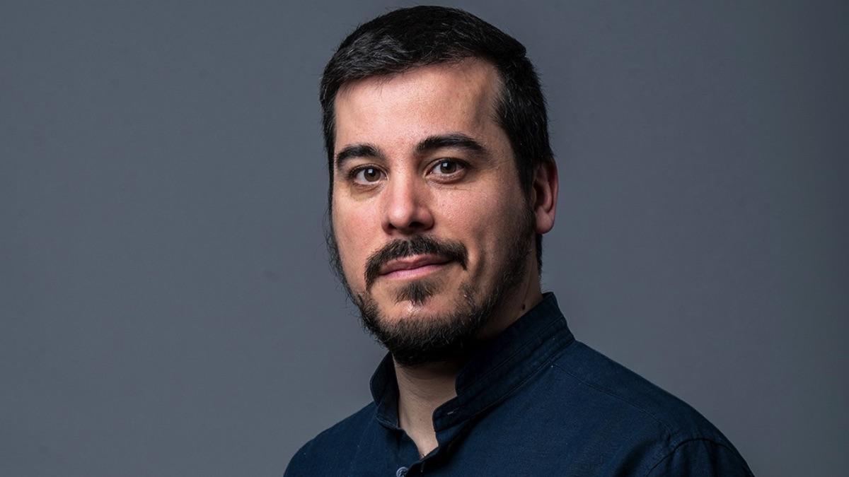José Luis Gascón, actual líder de Podemos en Castilla – La Mancha. (Foto: Podemos)