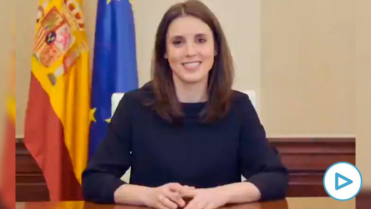 Irene Montero se inventa ahora que las niñas no pueden estudiar Ciencias ¡cuando España supera la media de la UE!