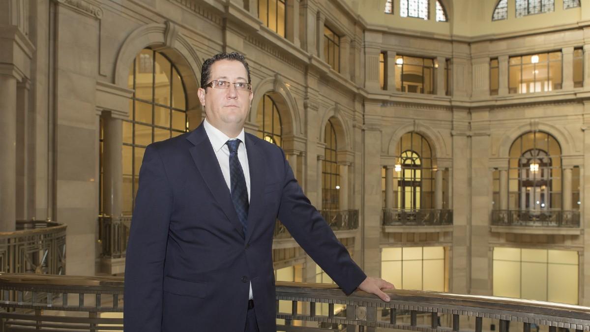 Óscar Arce, director general de Economía y Estadística del Banco de España