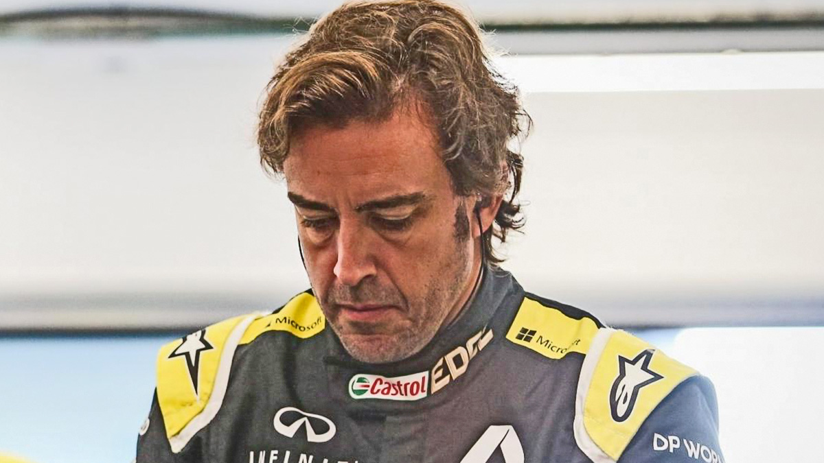 Fernando Alonso tiene una recuperación complicada por delante.