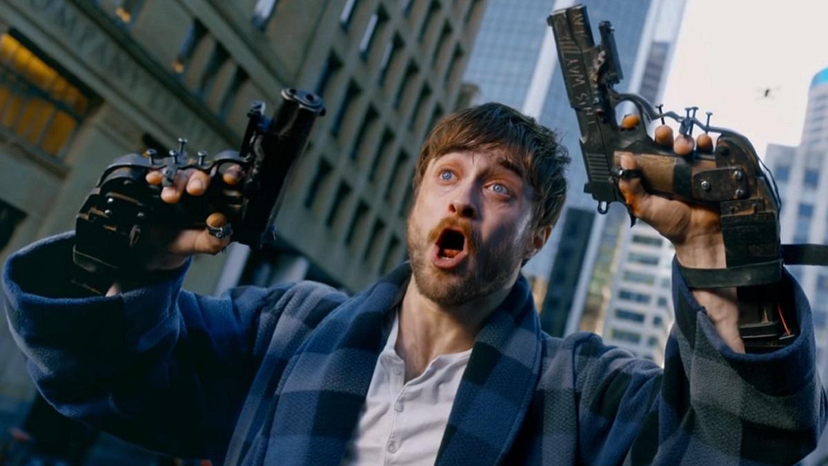 'Guns Akimbo' de Daniel Radcliffe (Occupant Entertainment, Four Knights Film, Maze Pictures – YouTube)