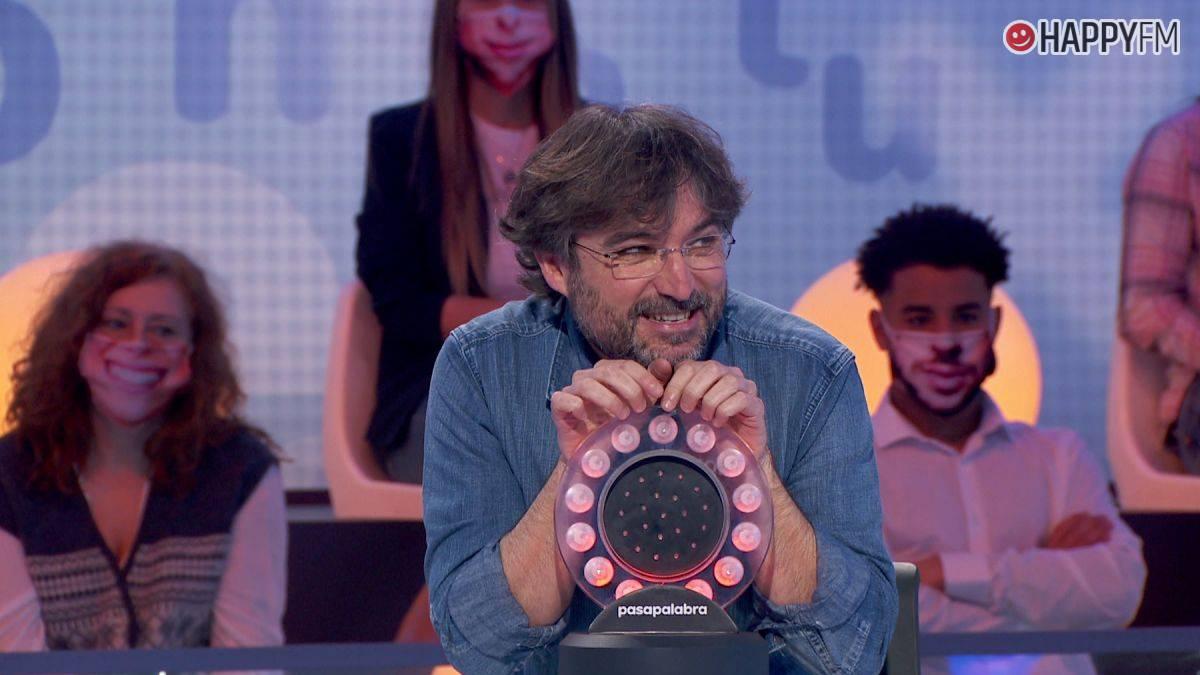 Jordi Évole en 'Pasapalabra'