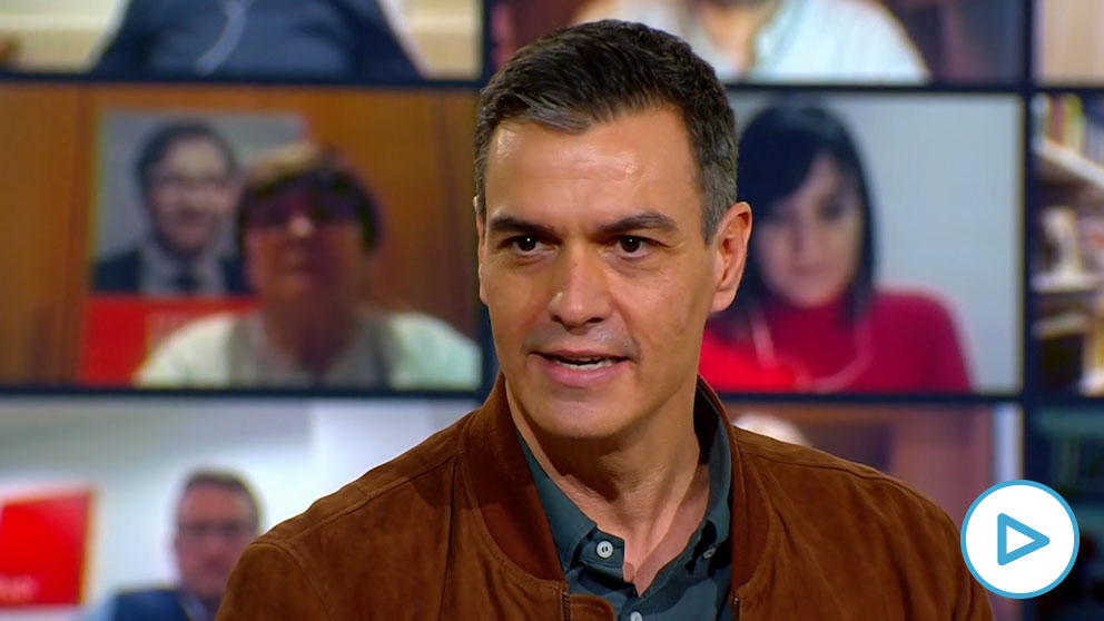 Sánchez pide romper «el cordón sanitario» del independentismo votando a Illa