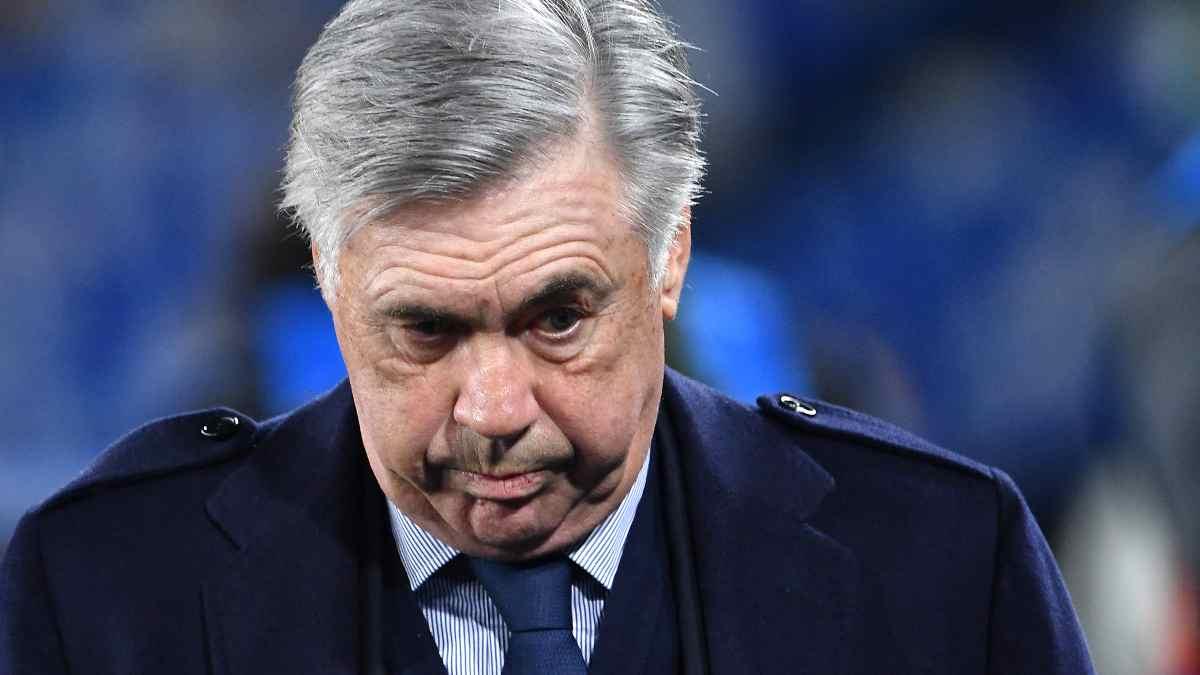 Carlos Ancelotti, técnico del Everton. (AFP)