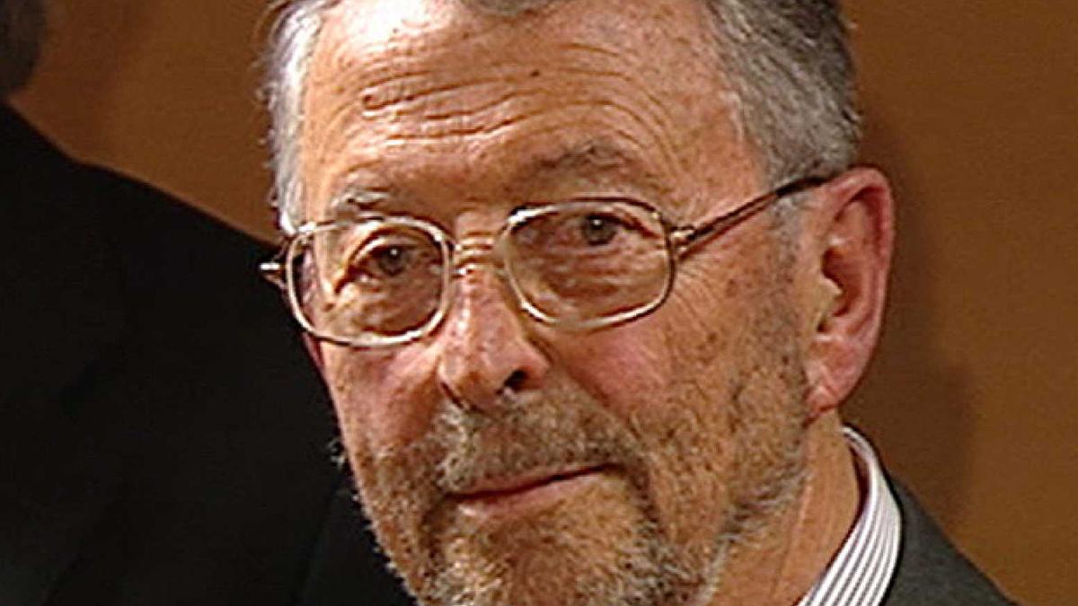 Alberto Oliart. (RTVE)