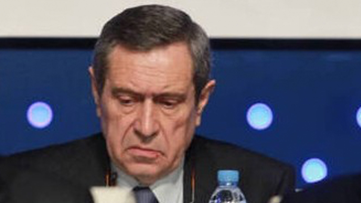 El abogado Manuel Delgado Solís ha fallecido a los 72 años.