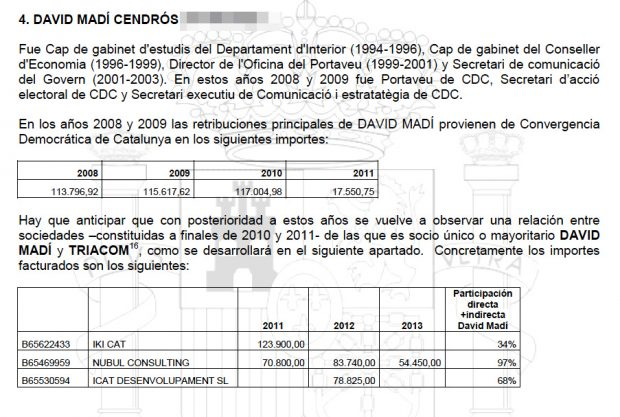 Un socio de Roures en Mediapro dio 511.000 € en mordidas al jefe de gabinete de Artur Mas