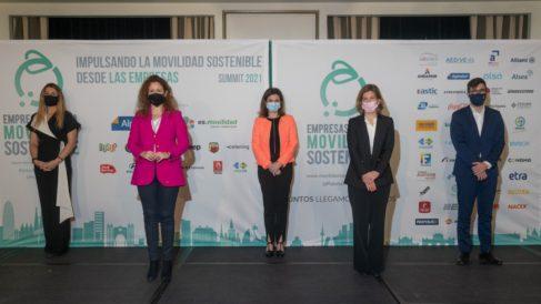 """La quinta edición del encuentro """"Impulsando la Movilidad Sostenible desde las Empresas: SUMMIT 2021"""" ha reunido a las principales empresas líderes del sector."""