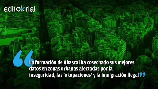 Aviso a navegantes: Vox despunta en los barrios de la Barcelona obrera