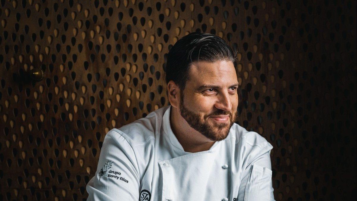 Xanty Elías cierra su restaurante Acánthum, el único con estrella Michelin de la provincia.