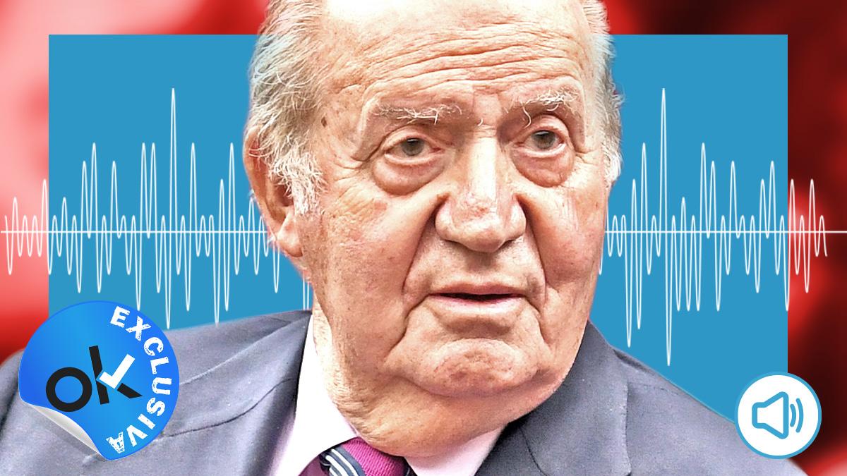El Rey emérito, Juan Carlos I