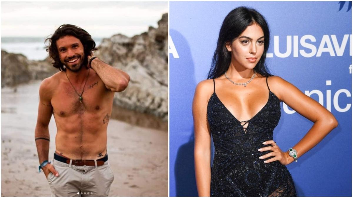 Javi de 'La isla de las tentaciones' y Georgina Rodríguez