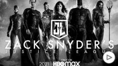 La liga de la justicia de Zack Snyder en HBO.