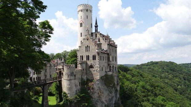 Historia de los 5 castillos más impresionantes del mundo