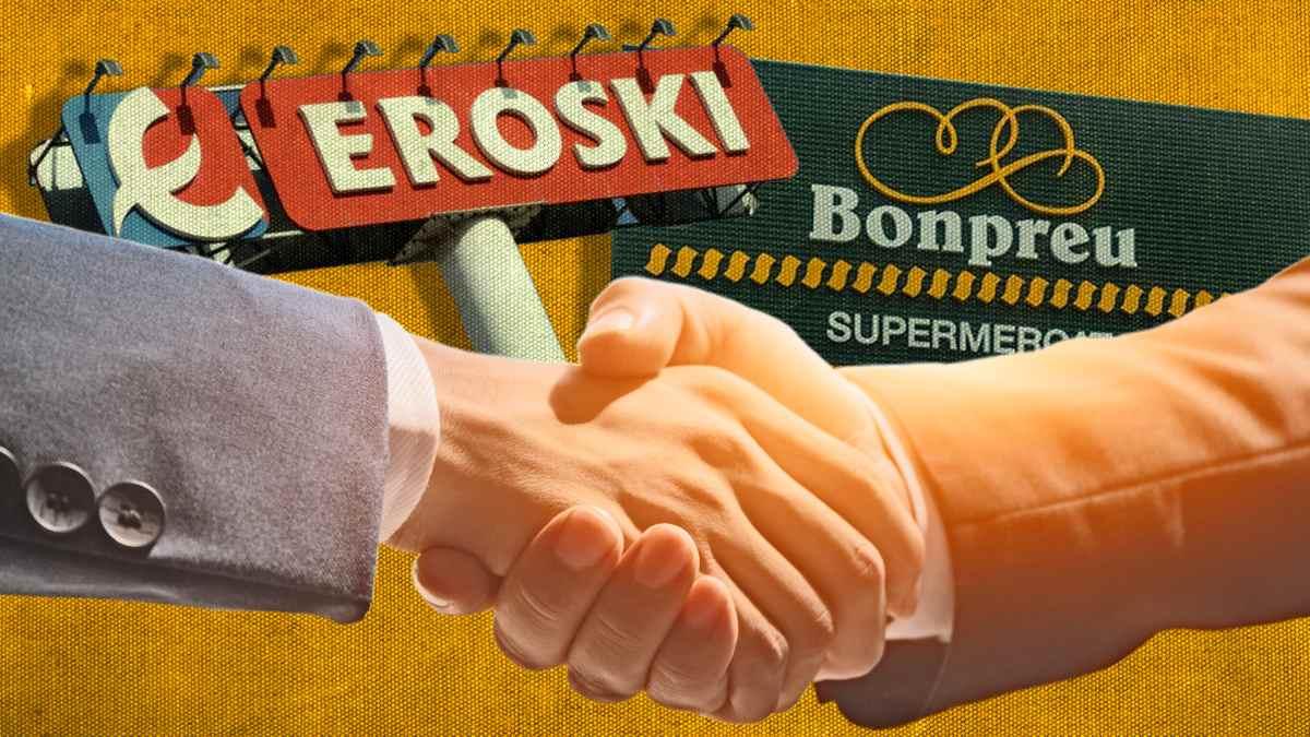 Eroski y Bonpreu