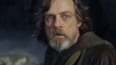 Luke SkyWalker en 'Star Wars: Los últimos Jedi' (Disney/Lucasfilm)