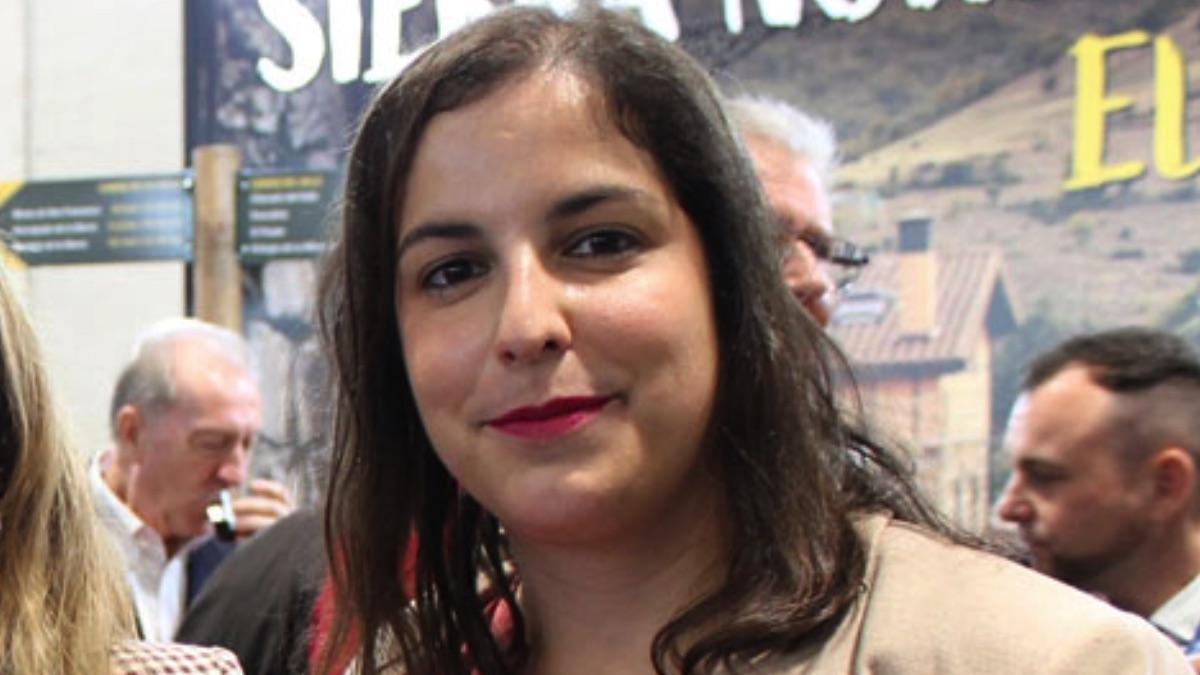 María Cano, alcaldesa de Robregordo. (Foto: Ayuntamiento)