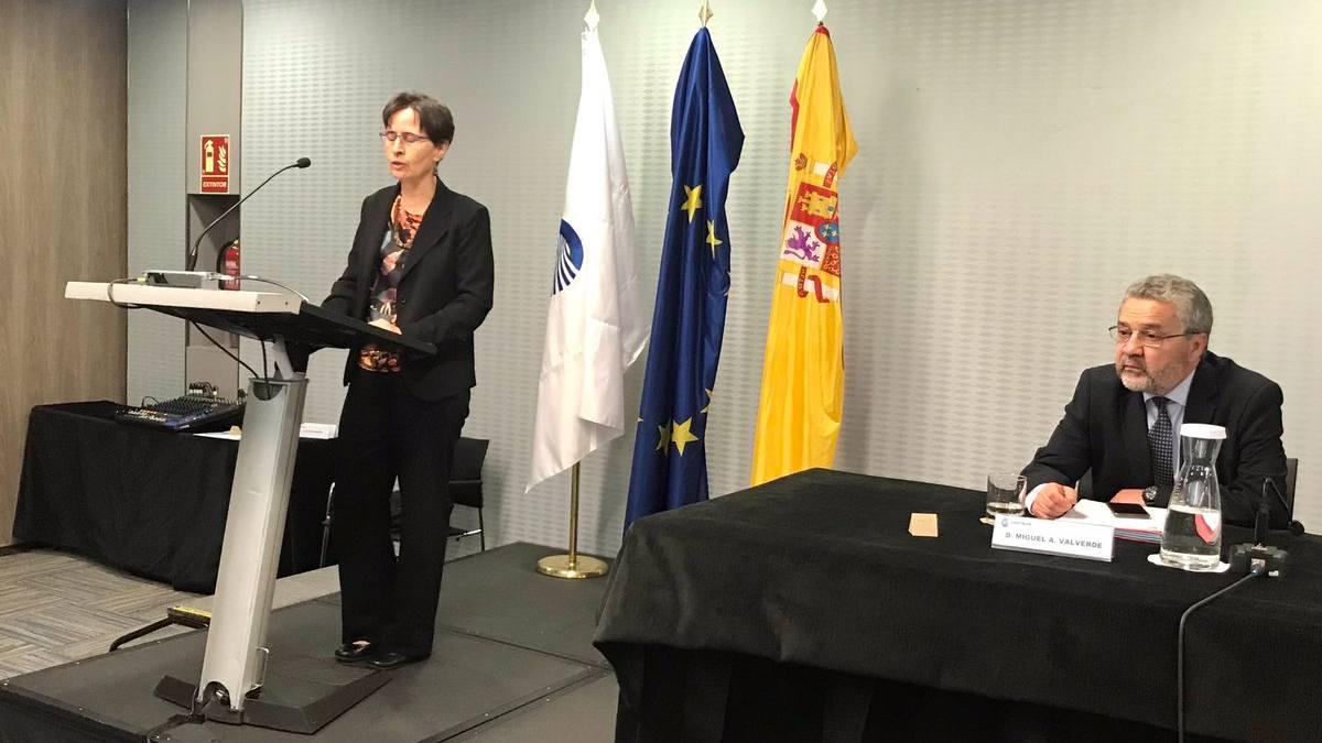 Mercedes Gómez, ex directora general de Transportes