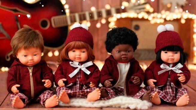 Onil el pueblo español aplaudido en 'The Guardian' por sus muñecas con síndrome de Down