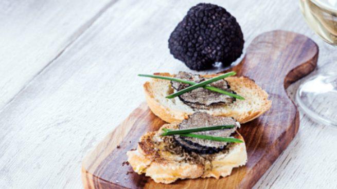 3 recetas de restaurante para disfrutar de la trufa negra