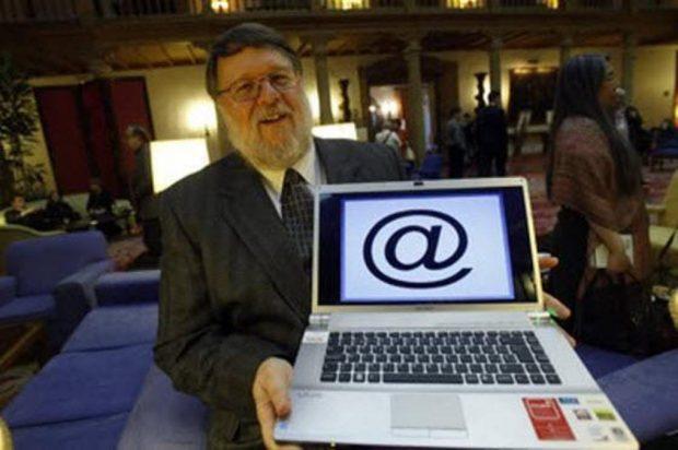 Ray Tomlinson: el hombre que hizo la comunicación más fácil inventando el correo electrónico