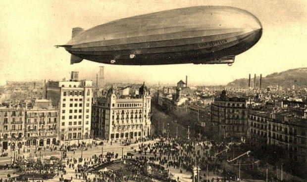 Hindenburg: El desastroso final del dirigible