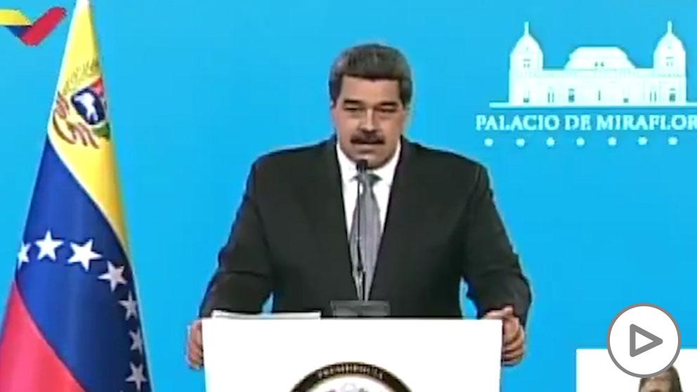 El dictador Maduro que detiene y tortura a opositores recrimina a España la condena a Hasél